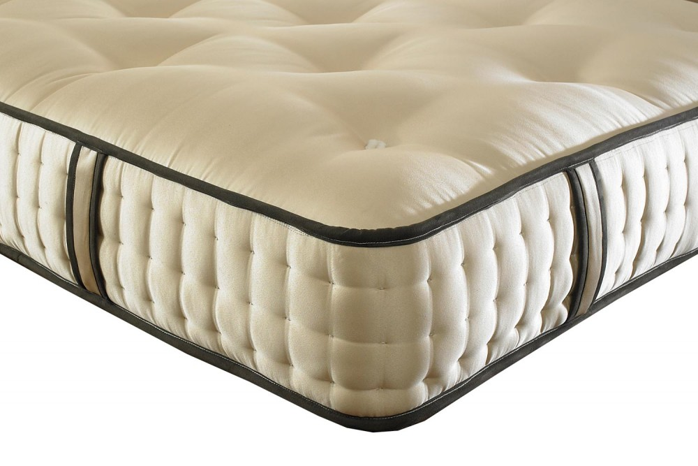 Peter Pocket 2000 Spring Organic Orthopaedic Mattress