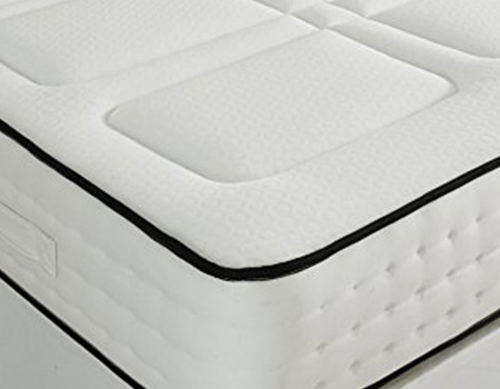Stella Quilted Square 1500 Pocket Memory Foam Sprung