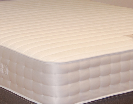 Carole-3000 Quilted Memory Foam Pocket Mattress
