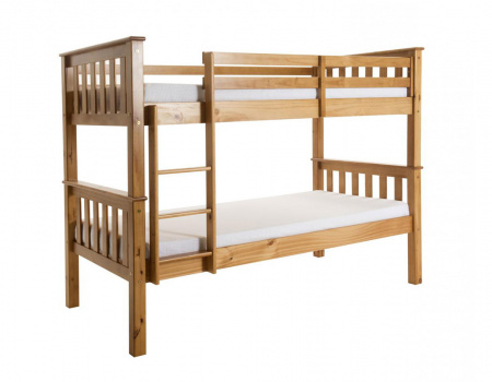 PORTO BUNK IN WHITE OR PINE