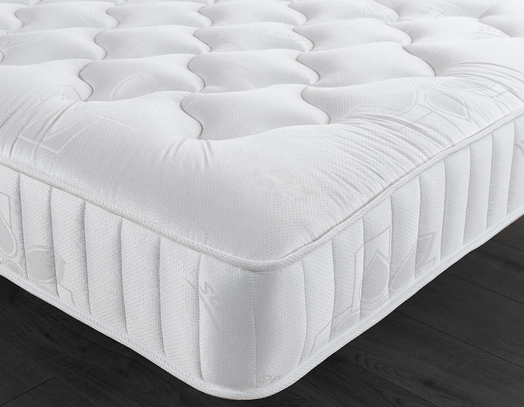 Mia-quilted-memory-foam-open-coil-sprung-mattress-pattern