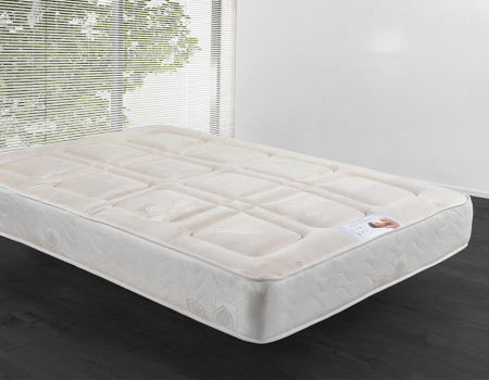 Adam Square Quilted Memory Foam Modern Design