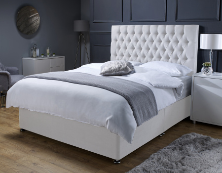Charlotte Hand Tufted Orthopaedic Air Flow Divan Bed Set