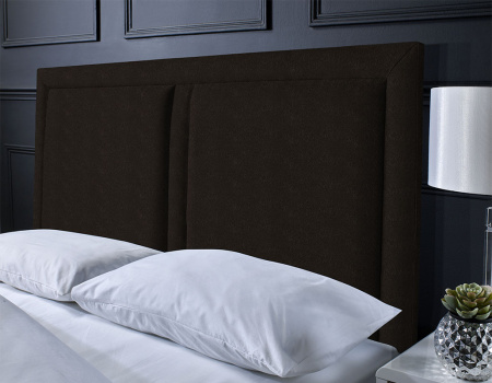 Settle Suede Padded Headboard