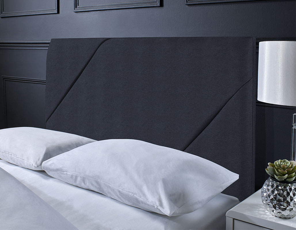 Bishop Suede Headboard