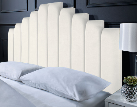 Axford Suede Headboard