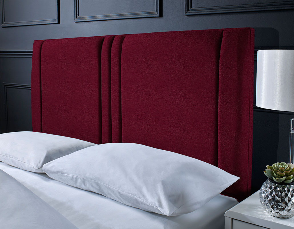 Dursley Suede Headboard