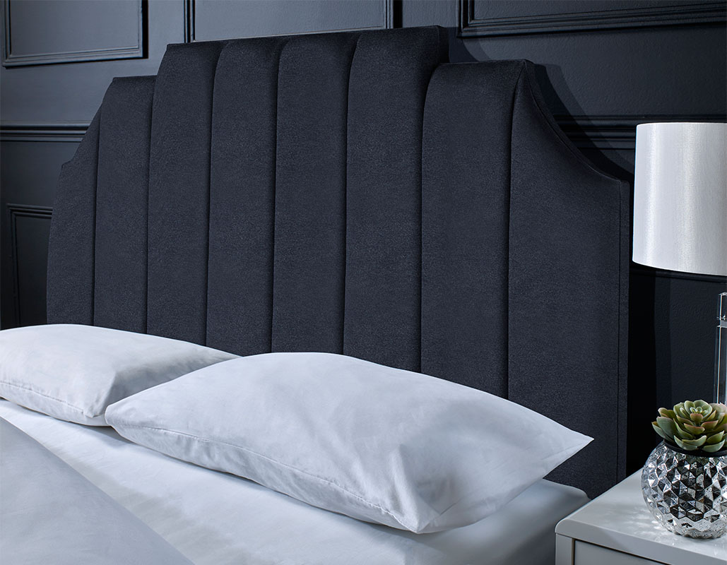 Dallington Suede Headboard