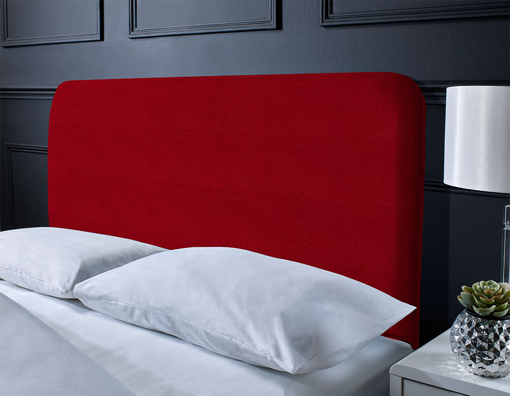 Millbrook Suede Headboard