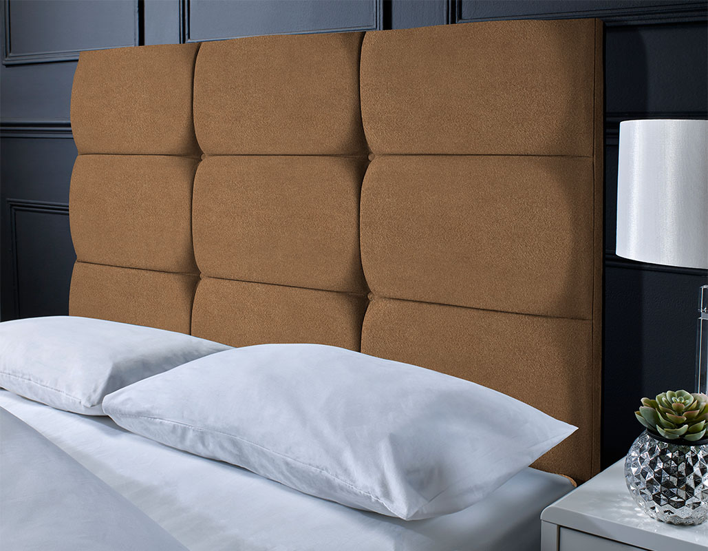 Chesham Suede Headboard