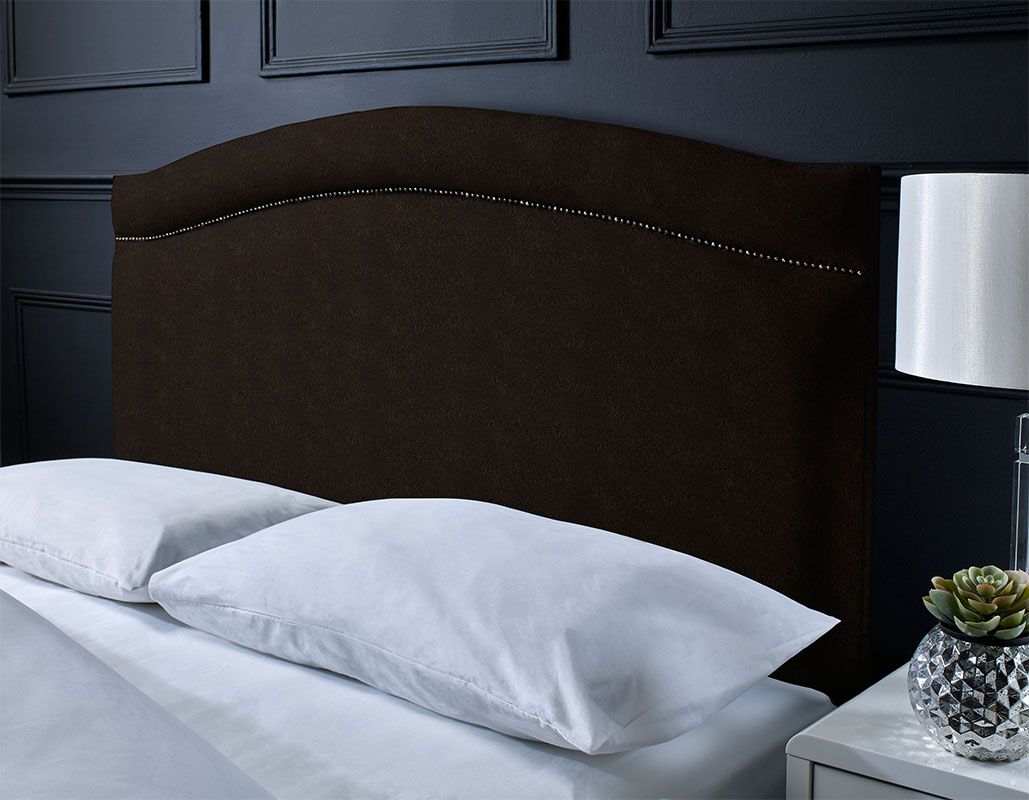 Eccles Suede Headboard